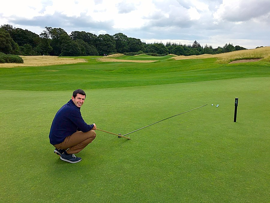 golf course agronomy